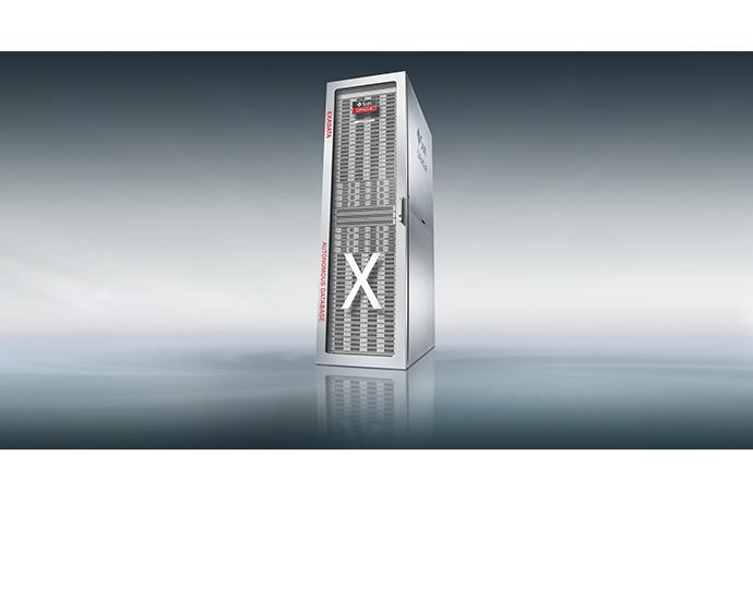 The Oracle Exadata X8M runs many of the world's mission-critic