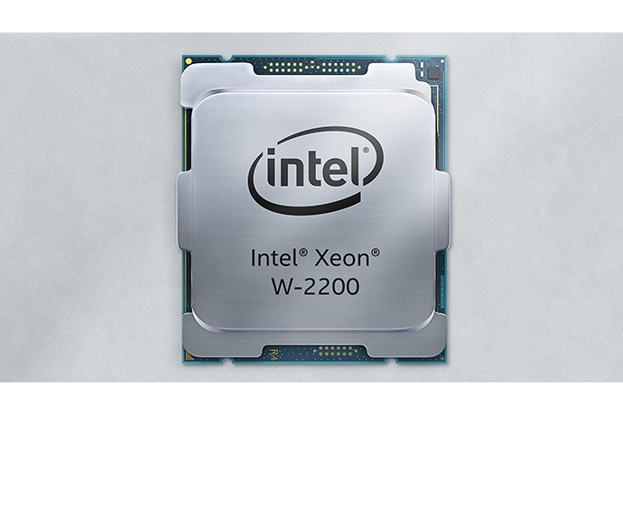 Intel introduces the Intel Xeon W-2200 platform in October 2019.
