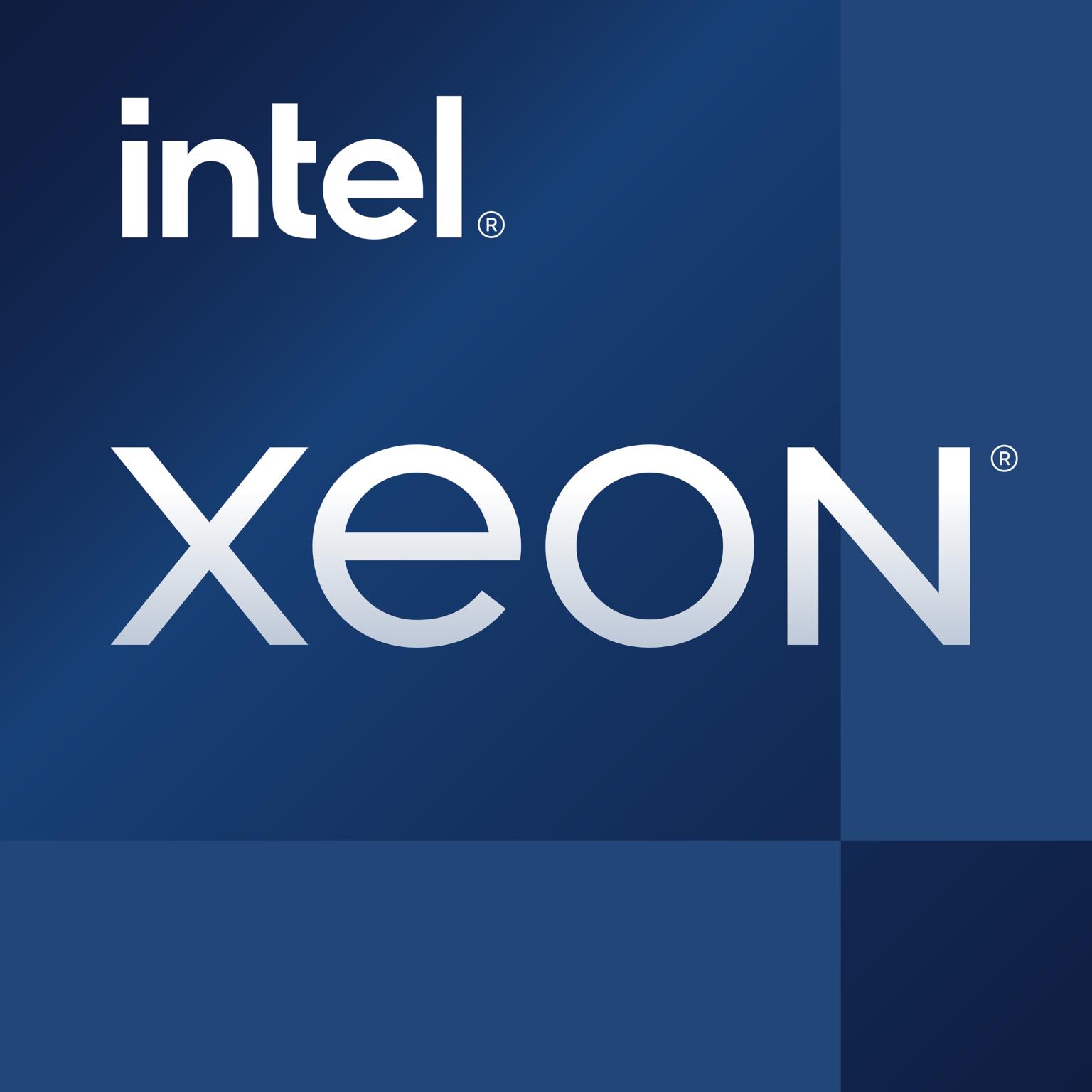 Xeon Badge