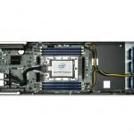 Intel Xeon Phi processor - flat full chasis