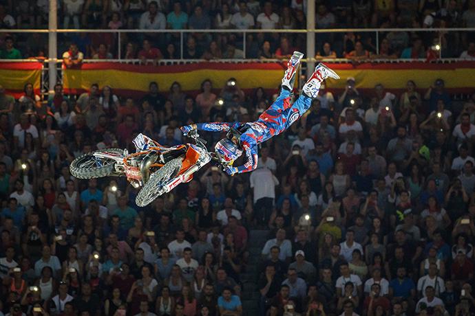 Red Bull X-Fighters 10 luglio 2015