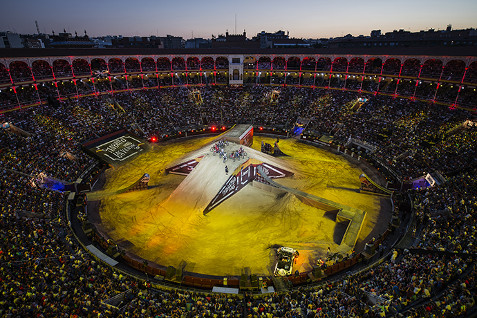 Red Bull X-Fighters World Tour 2015