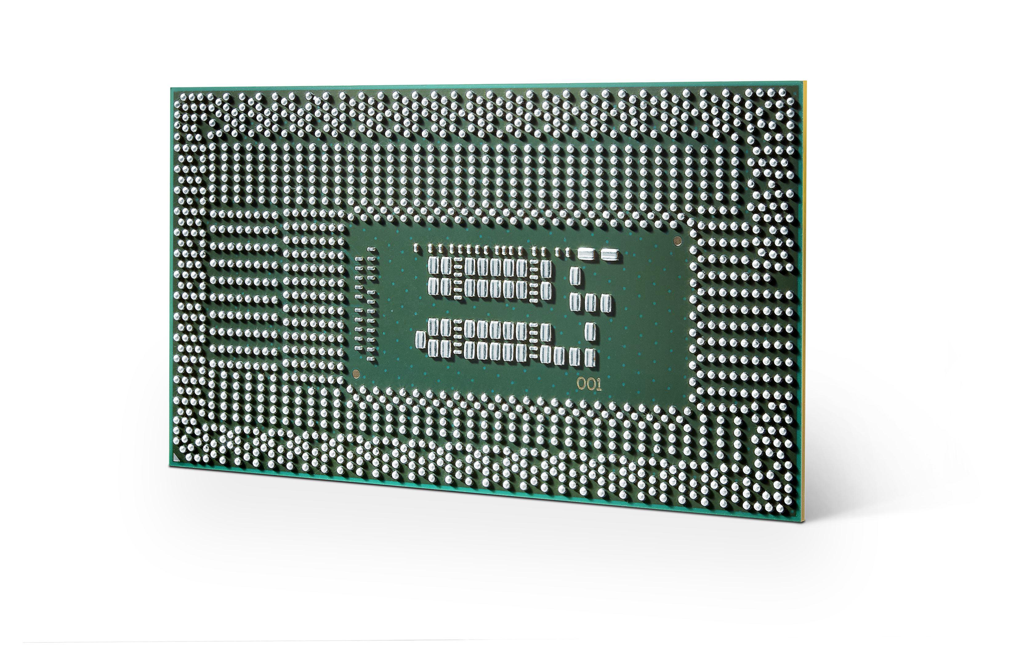 8th Gen Intel Core U-series back