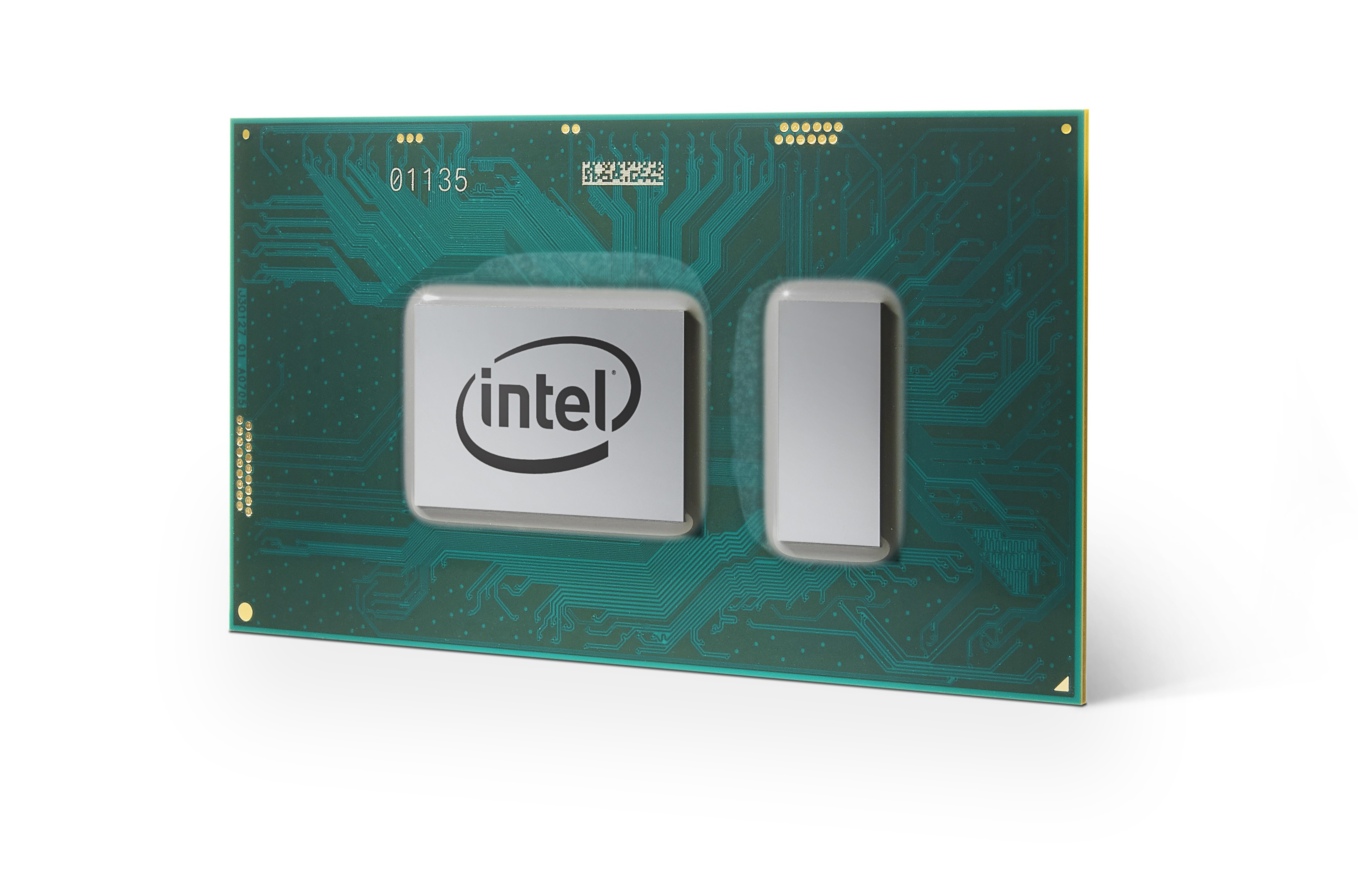 8th Gen Intel Core U-series front