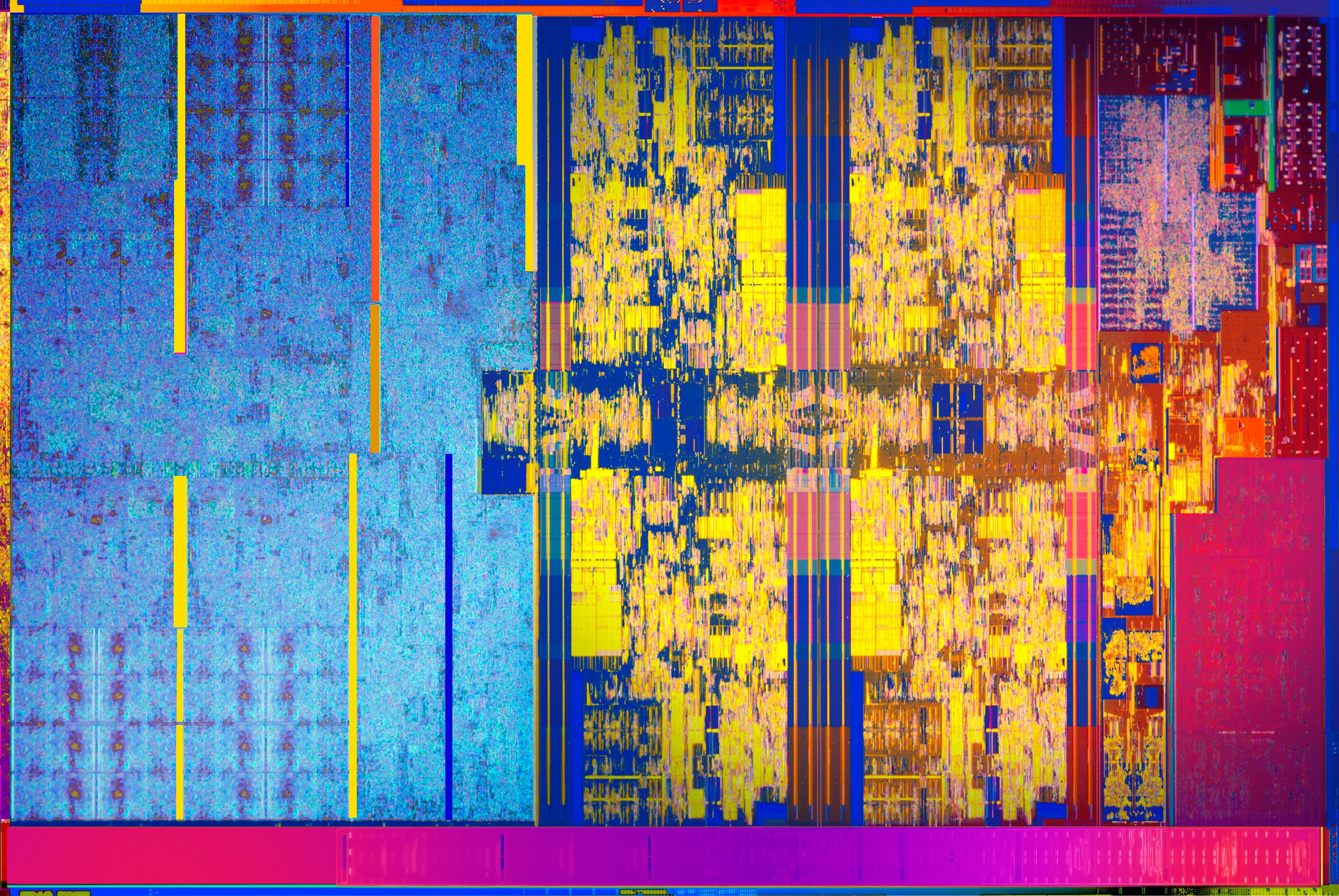 8th Gen Intel Core U-series processor die