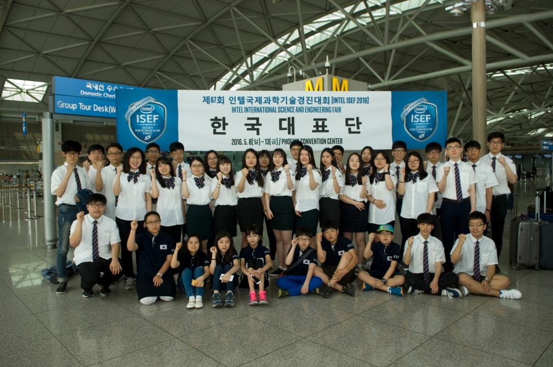 제67회 인텔ISEF_한국 학생 대표단_2