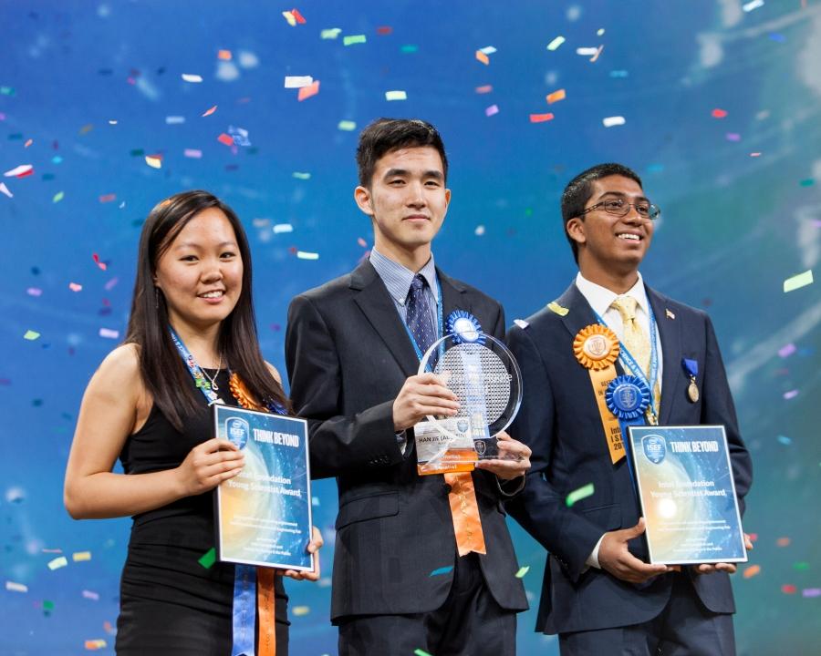1. 인텔 ISEF 2016_주요 수상자