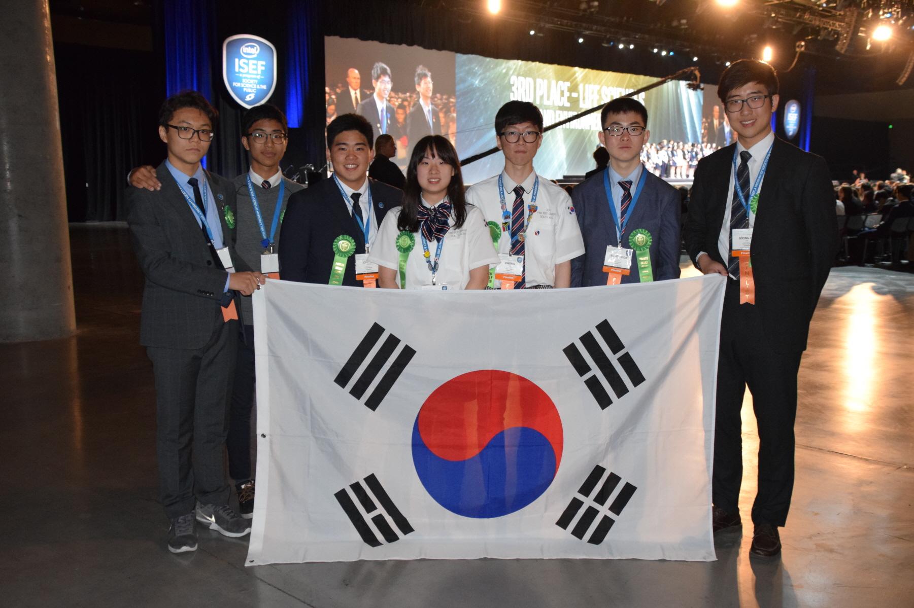 4. 인텔 ISEF 2016_한국 수상자_2