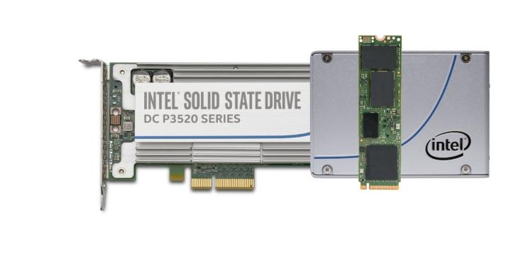 인텔 SSD DC P3520 시리즈