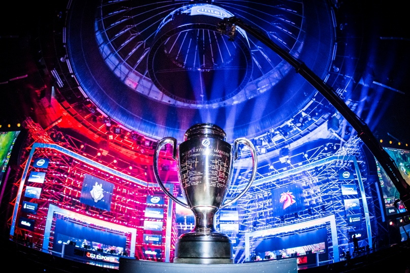 "Intel Extreme Masters World Championship 2017 opened for its first weekend Feb. 25-26, 2017, at the Spodek Arena in Katowice, Poland. The longest-running eSports tournament, Intel Extreme Masters is hosting two weekends of pro gaming produced by ESL and powered by Intel-based technologies. Eight ""League of Legends"" teams competed at Intel Extreme Masters Katowice culminating in the best-of-five grand finals. (Credit: ESL 