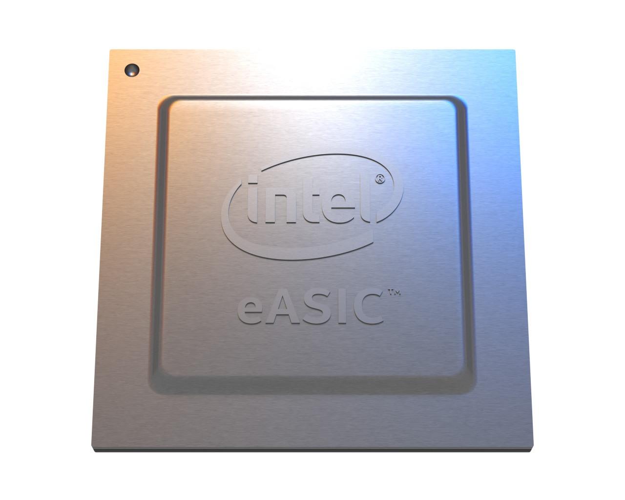 Intel® eASIC™ (Credit: Intel Corporation)