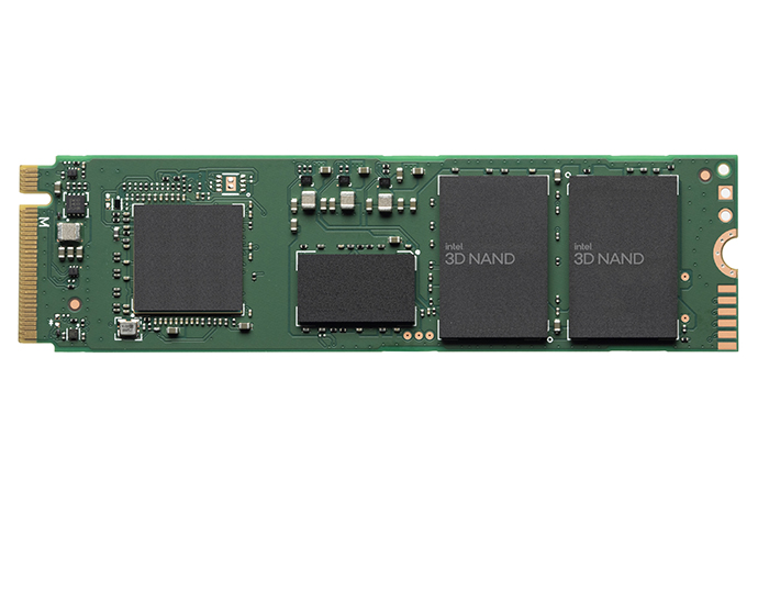The Intel SSD 670p is the next gen 144-layer QLC 3D NAND SSD for