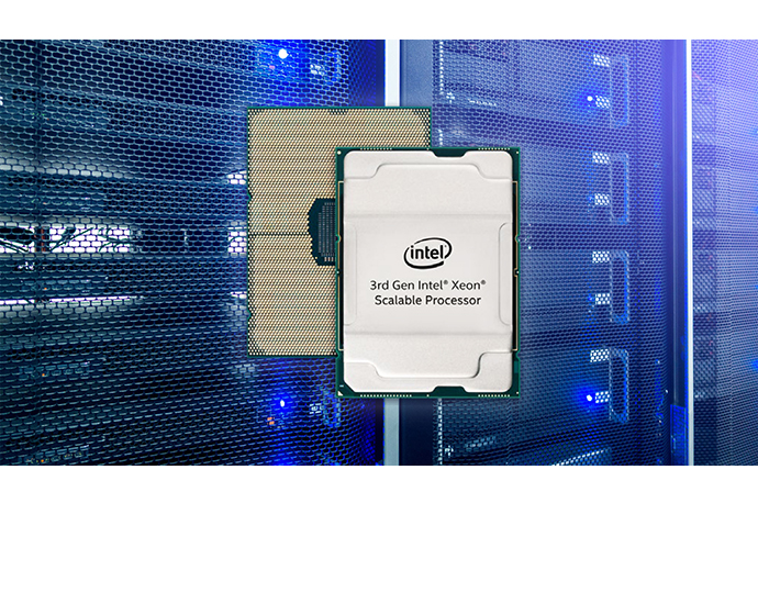 """Intel's 3rd Gen Intel Xeon Scalable processors (code-named """"Ic"""