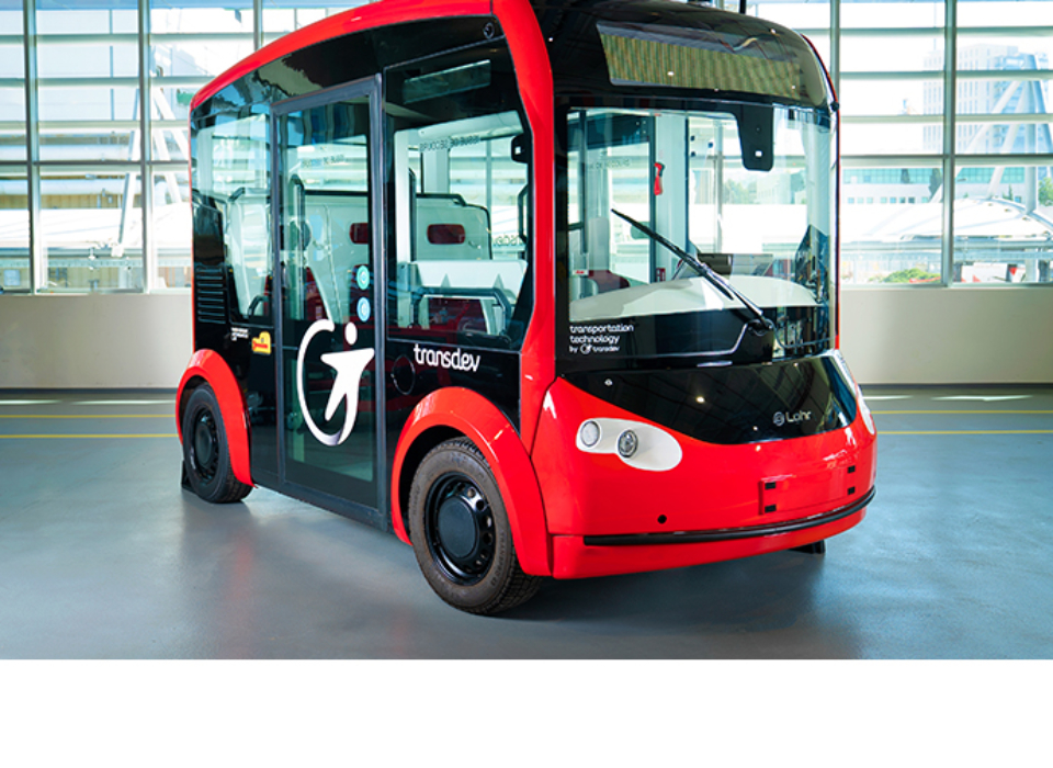 Mobileye, Transdev Autonomous Transport System and Lohr Group wi