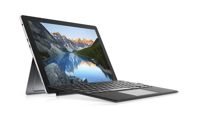 Inspiron 12 5000 Series 2 in 1 Notebook