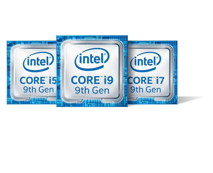 Intel unveils its family of 9th Gen Intel Core processors on Oct