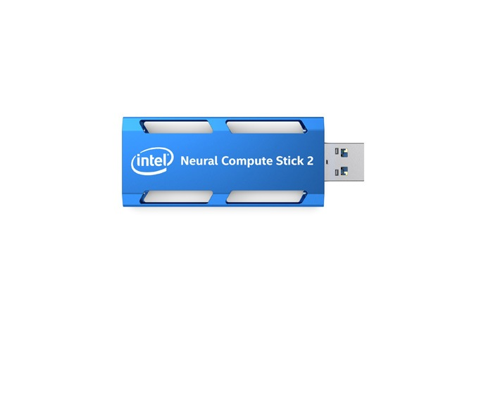 Intel Corporation introduces the Intel Neural Compute Stick 2 on