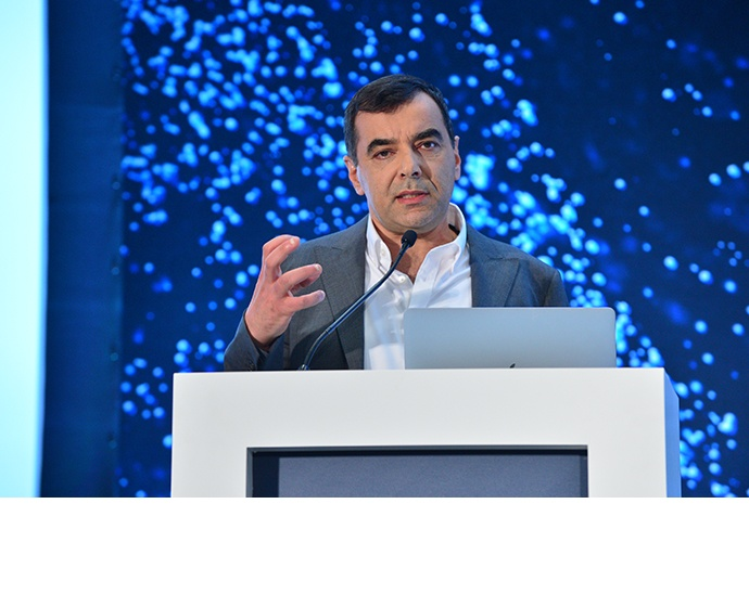 Professor Amnon Shashua, Intel senior vice president and preside