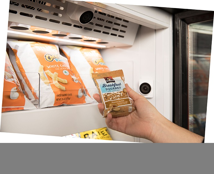 JD.com's Smart Vending JD Go removes friction and provides pro