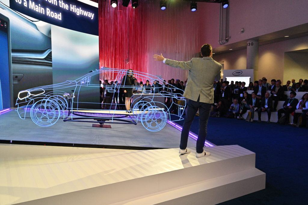 Mobileye-2020-CES-Booth-8