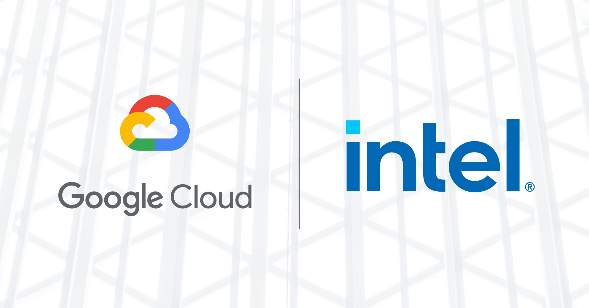 Google Cloud e Intel