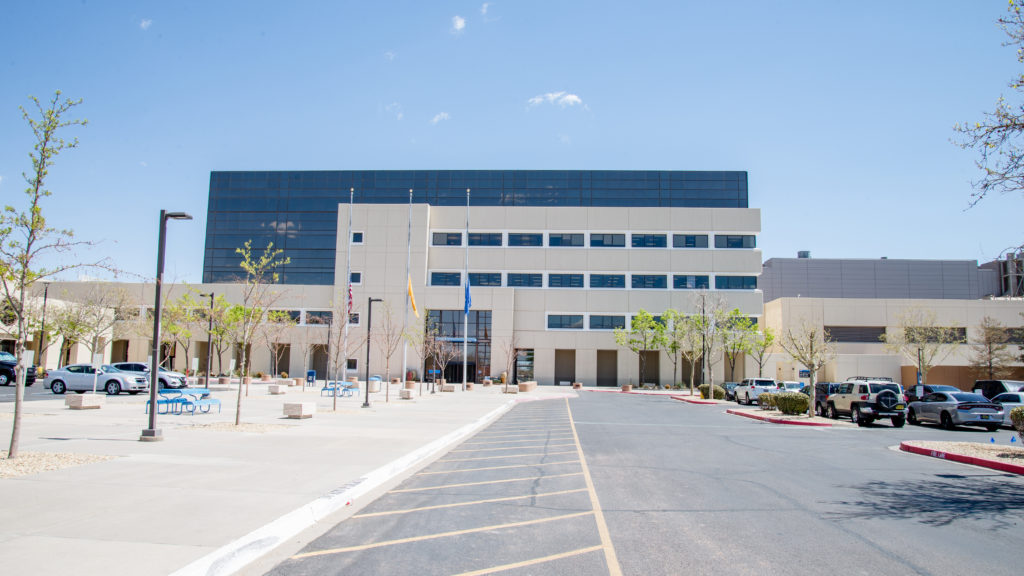 The Intel Rio Rancho campus in New Mexico develops and manufactu
