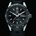 SAR8A80.FT6045 2015 - BLACK STRAP, BLACK BACKGROUND - DIAL ON