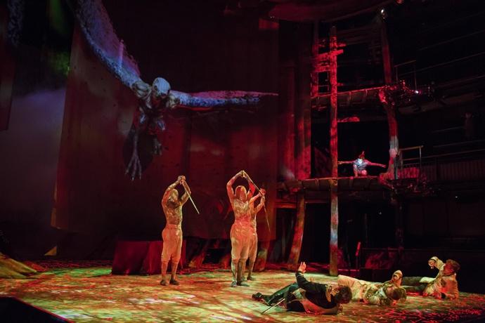 Intel, the Royal Shakespeare Company and the Imaginarium Studios