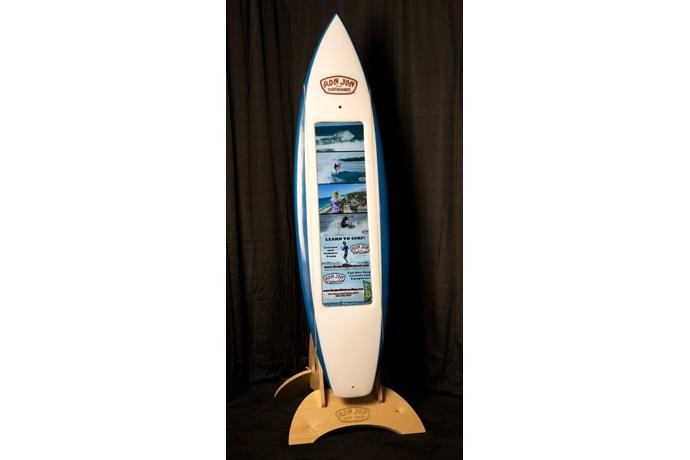 Ron Jon Smart Digital Surfboard