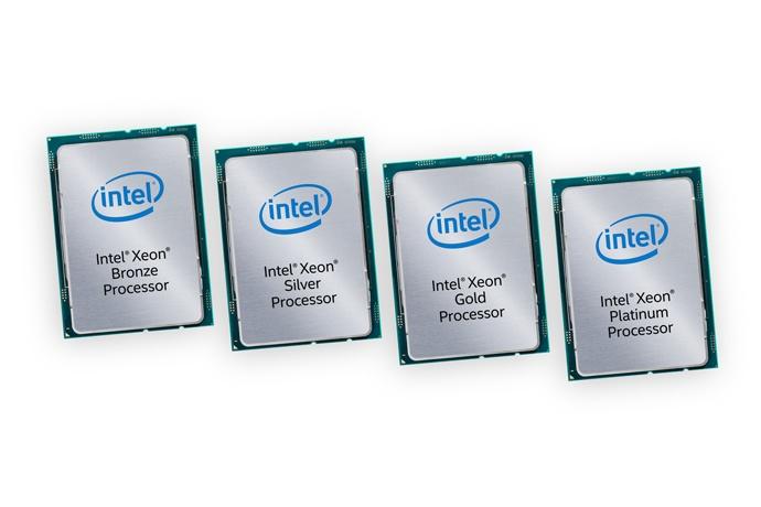 Процессоры Intel® Xeon® Scalable созданы специально для современных центров обработки данных и сетевой инфраструктуры