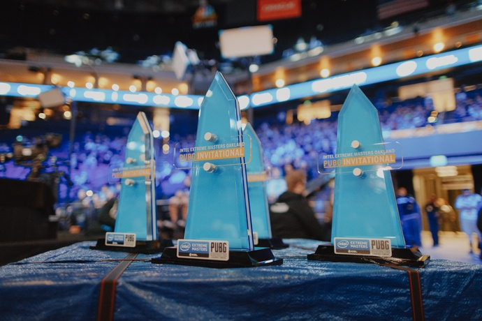 Intel and ESL host the Intel Extreme Masters on Nov. 19-20, 2017