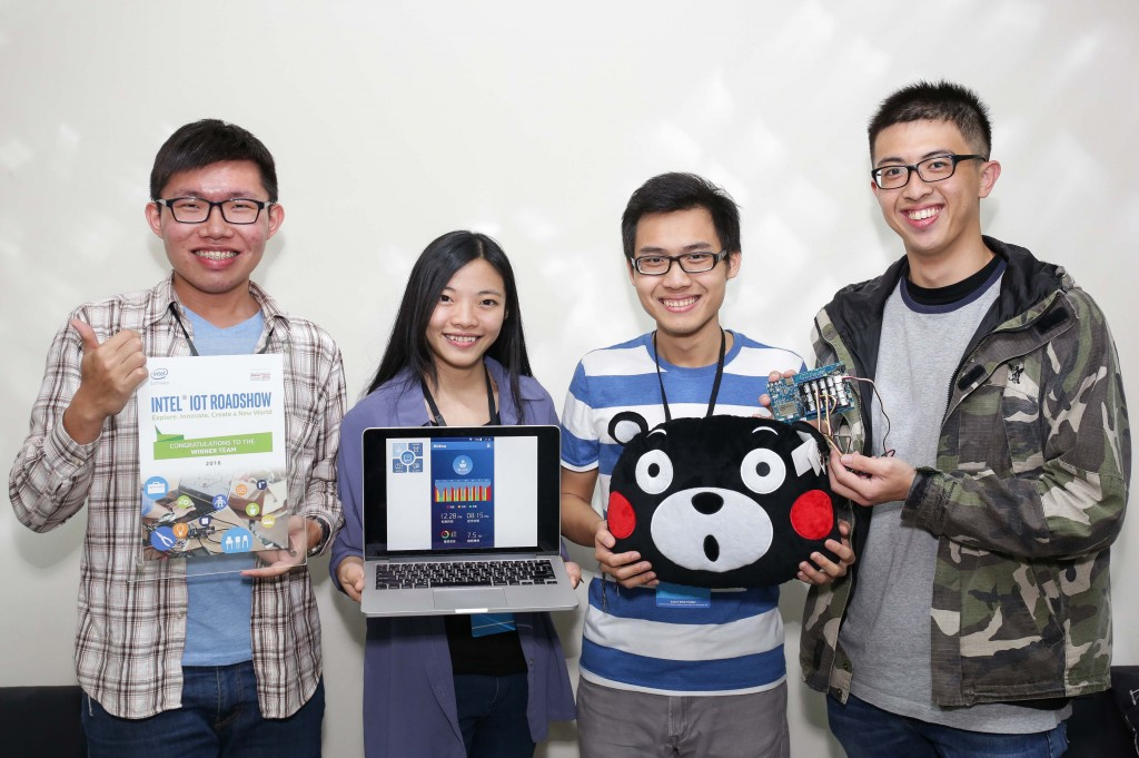 英特爾與 LINE 共同推動技術創新五