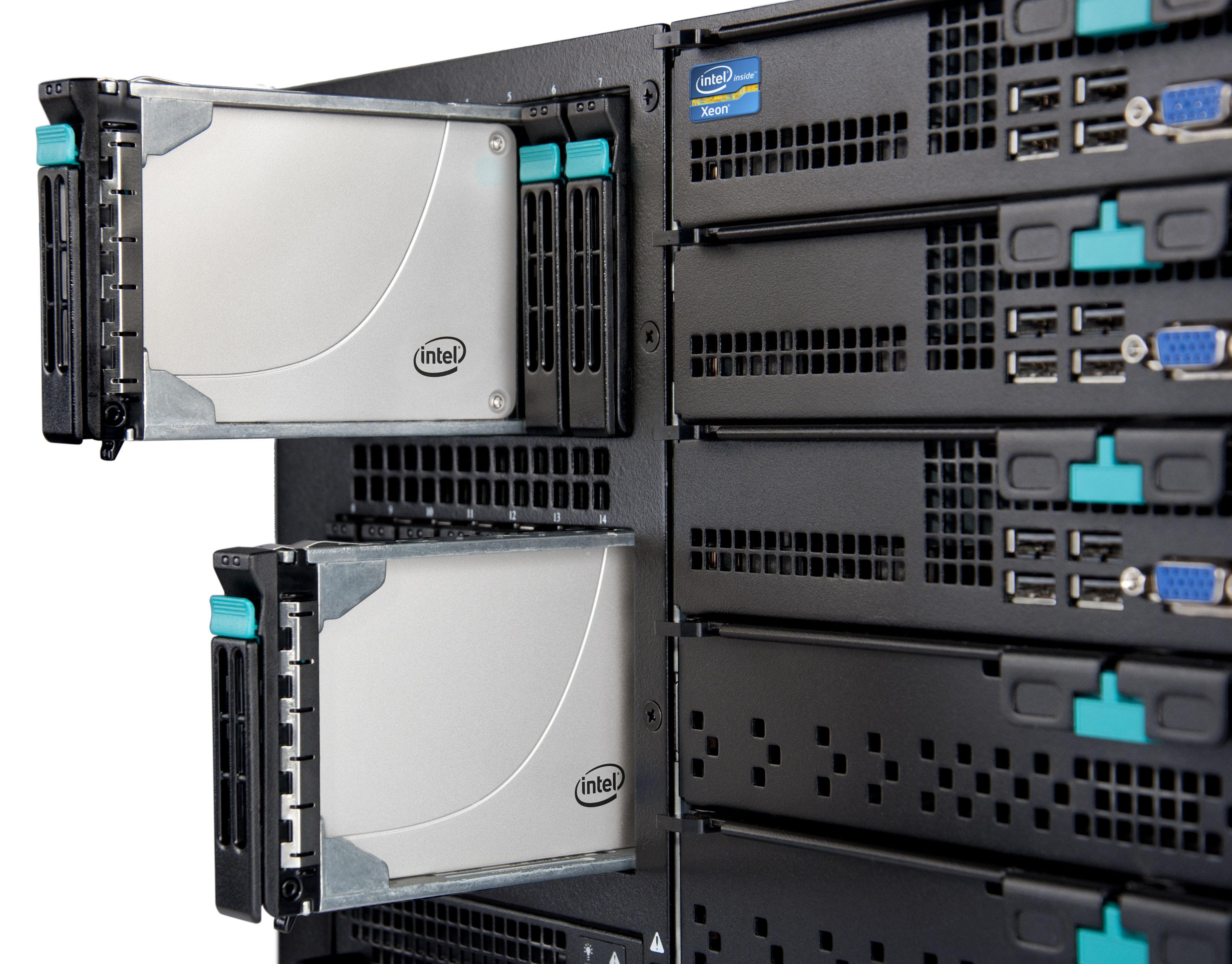 2 Intel SSD 710 drives server app.jpg