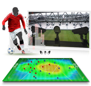 SportVU Soccer Tech