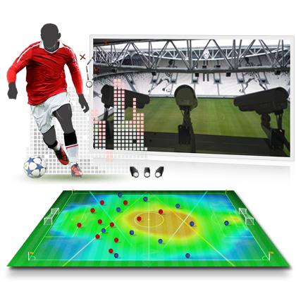 data analytics technology sports soccer football player match tech convention london software analyzing dunks finals nba intel newsroom association analysis