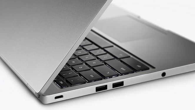 The new Chromebook Pixel features USB Type-C for charging and new devices along with USB Standard-A connectors for compatibility.