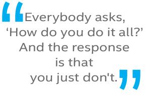 Everybody asks,