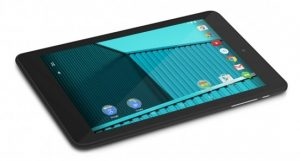 German manufacturer Trekstor's Surftab xintron i7.0—one of the first Intel RDA products on the market—is a 7
