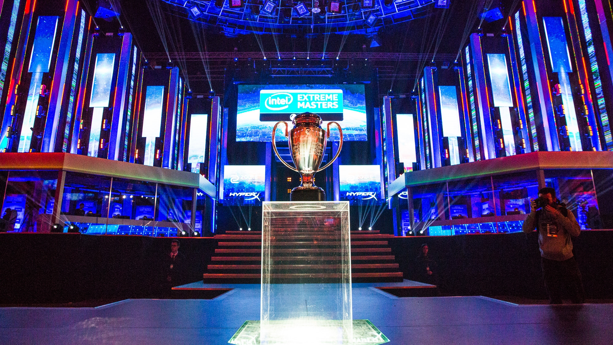 Intel Extreme Masters Season 11 World Championship Returns to Katowice ... League Of Legends Champions Logo
