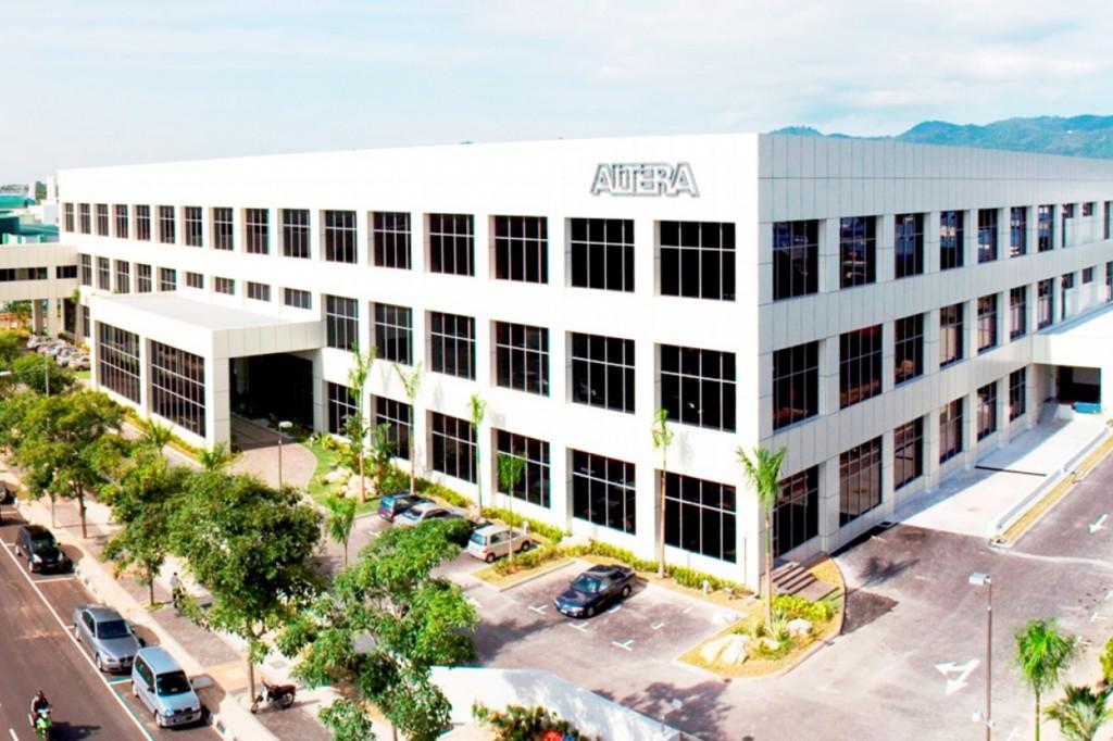 Altera building