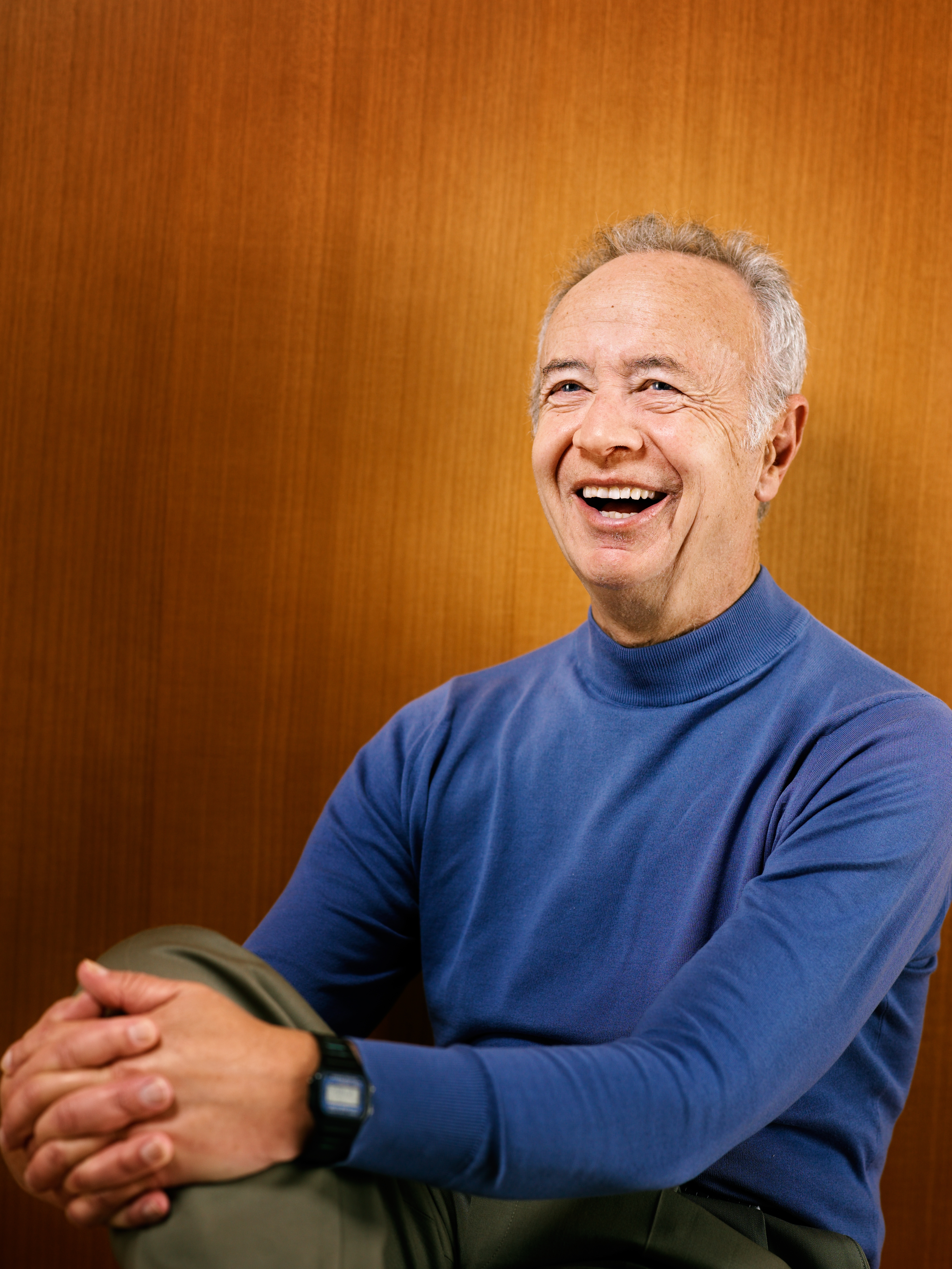 Andrew S  Grove 1936 – 2016 | Intel Newsroom