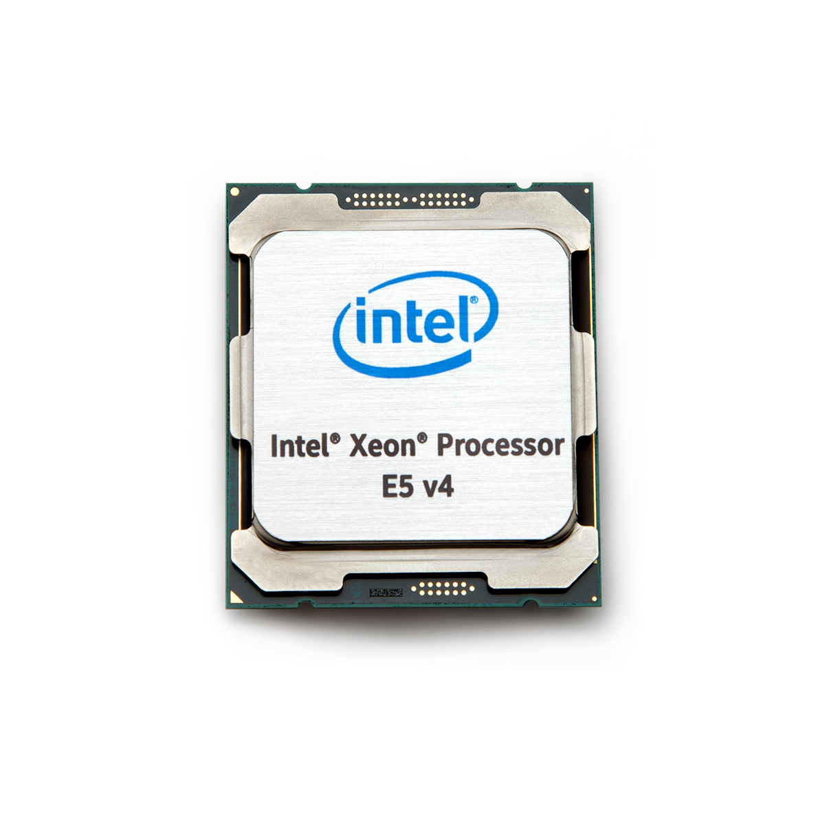 Intel® Xeon® processor E5-2600 v4 CPU front view