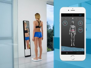 Naked Fit 3D Tracker Demo
