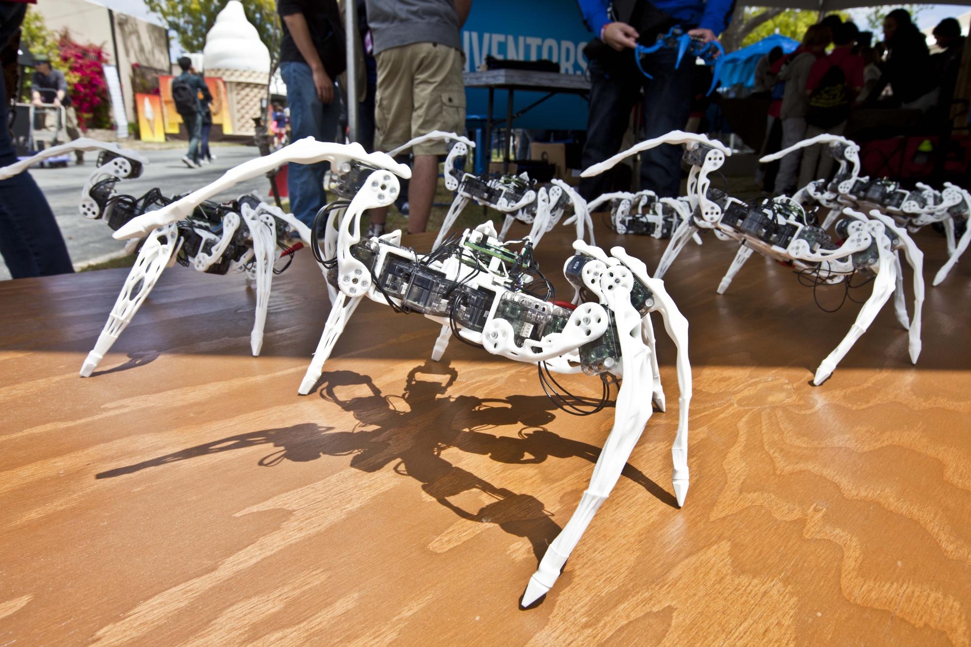 2015 Intel® Maker Faire