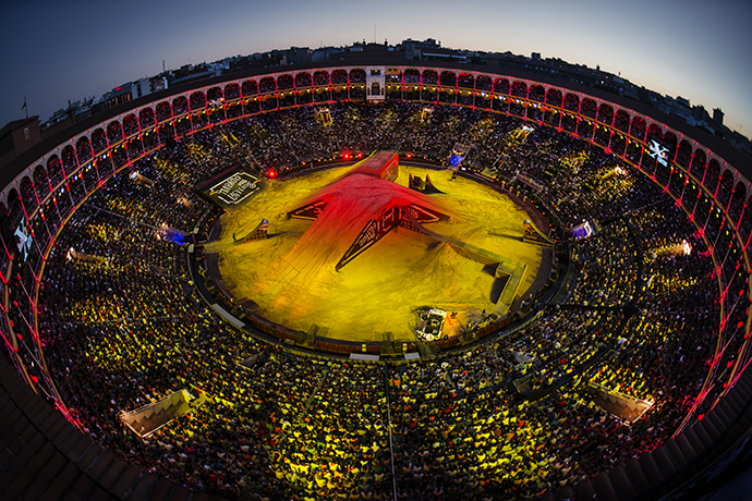 Red Bull X-Fighters 2016: Plaza de Toros de Las Ventas – Venue