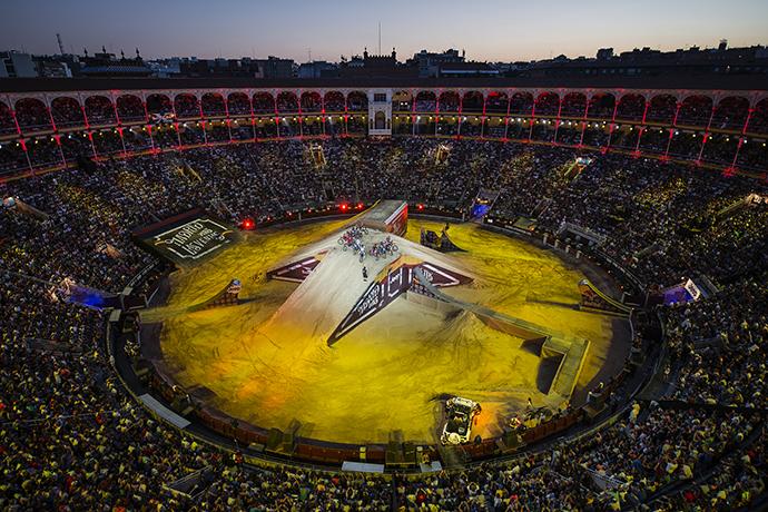 Red Bull X-Fighters 2016: Plaza de Toros de Las Ventas – Venue