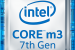7th Gen Intel Core m3 badge
