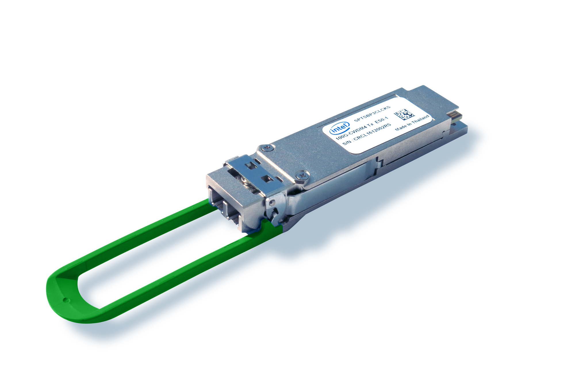 Intel® Silicon Photonics 100G CWDM4 QSFP28 Optical Transceiver