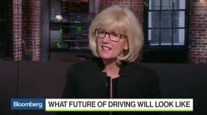 Bridget Karlin, managing director of Intel's Internet of Things strategy, describes the company's role in the  future of autonomous driving.