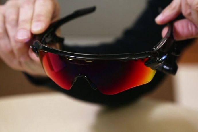 Oakley Radar Pace Smart Eyewear (B-roll)